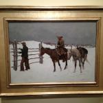 Frederick Remington - The Fall of the Cowboy