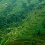 Just a few minutes out of Sapa