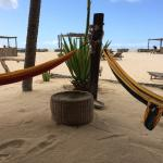 Laze the day in a comfy hammocks
