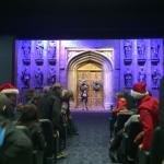 The doors to the Great Hall at the cinema