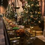 Great Hall dressed for Christmas