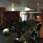 Fitness room (weights)