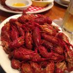 All you can eat Crawfish!
