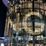 Siam Paragon: Decorations for the King's birthdya