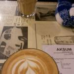 Photo de Aksum Coffee House