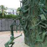 Photo of Holocaust Memorial