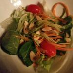 Salad at Lotus Leaf