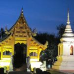 The Beautiful Temples of Wat Phra Singh