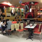 Now Zone food court