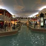 Canal du mall