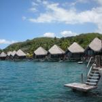 Wonderful water bungalows!