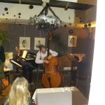 Ana Maria Diaz and Soprano Meets Contrabass in Concert