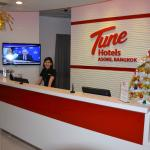 Photo de Tune Hotel Asoke, Bangkok