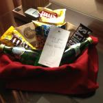 'Guest of the Day' Welcome Basket
