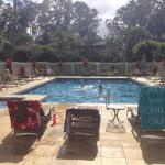 Pool at sandpiper. Clean and quiet:)(
