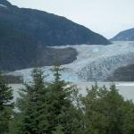 Mendenhall Glacier - We actually took this picture. It is that perfect!
