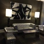 Guest Lounge at Moderne