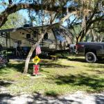 Foto de Fisheating Creek Campground
