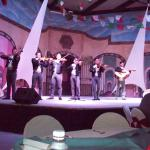 mexican band show