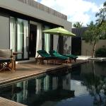 Marvelous One Bedroom Pool Villa - Pool Area