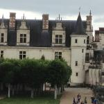 Chateau d'Amboise - tower