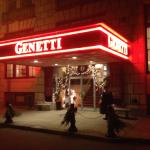 Genetti at night