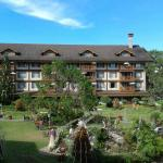 The Manor at Camp John Hay resmi
