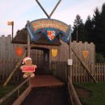 Entrance to Knight's Realm Playground