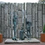 Sculptures in the park