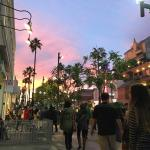 Santa Monica Third Street Promenade - a 15-minute walk from the hotel
