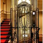 The famous elevator.