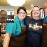 More than waitress, they are friendly