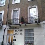 The Balmoral House Hotel Foto