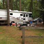 Foto van Boston Minuteman Campground