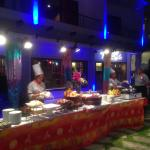 Theme dinner Patong Beach hotel