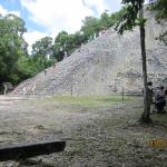 another pics of great pryamid Coba