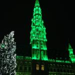 Christmas time Grand-Place