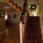 Carriage house stairs