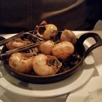 Escargots Appetizer