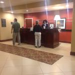 Hampton Inn Indianapolis Northwest - Park 100 Foto