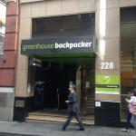 Foto van The Greenhouse Backpacker