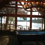 Dining Room/Games Room view