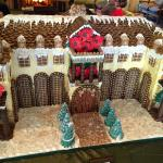 Keswick Hall Gingerbread House