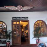 Entrance to Aero Club of East Africa