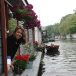 Foto de PhilDutch Houseboat Bed and Breakfast