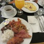 my buffet breakfast selection