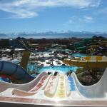 Pic taken from ontop of the slides
