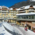 Hotel Silberhorn Wengen in winter
