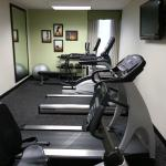 Exercise Room with TV