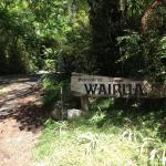 Foto de Wairua Lodge - The Hidden River Valley